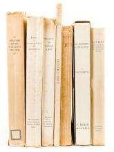 A Bibliophile's Bibliographic Library - Part I