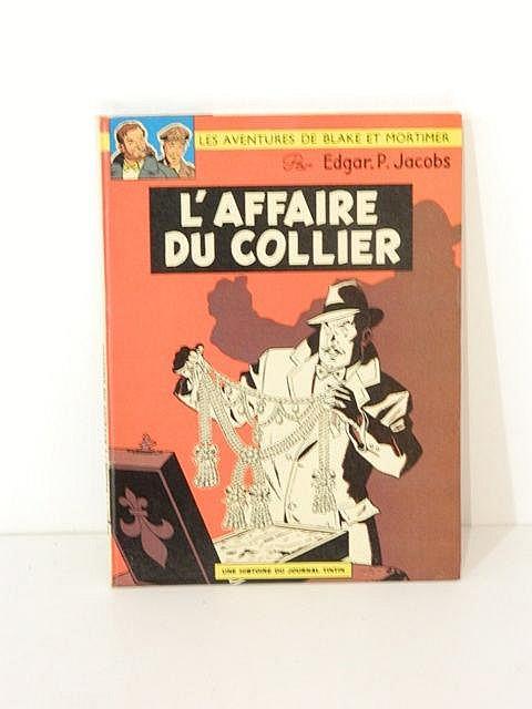 JACOBS E. P., Les Aventures de Blake et Mortimer,