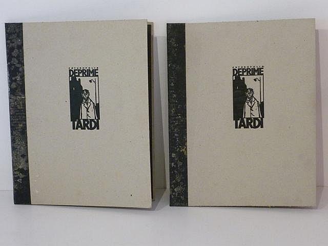 TARDI, porte-folio