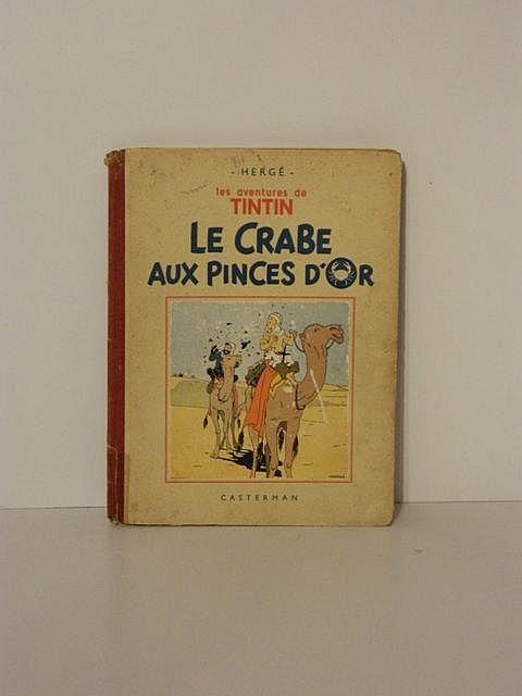 HERGÉ, REMI Georges dit (1907-1983), Les Aventures de Tintin,
