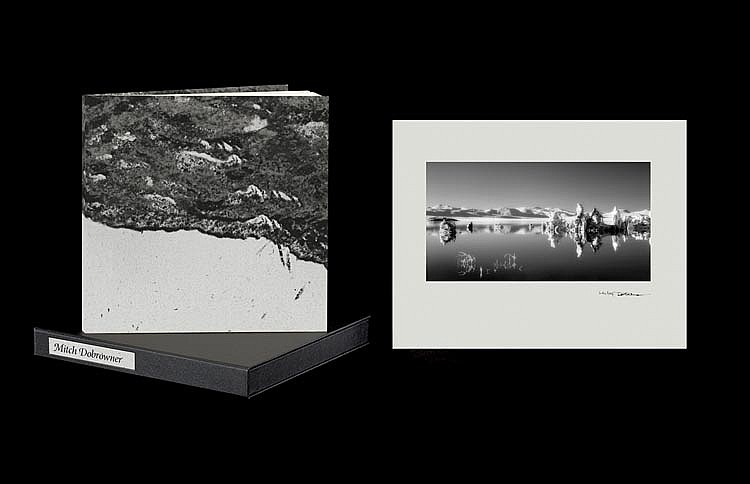Mitch Dobrowner: Mitch Dobrowner Prism Series Book Number 2, 2012, Prism Book (edition of 280) with a 16