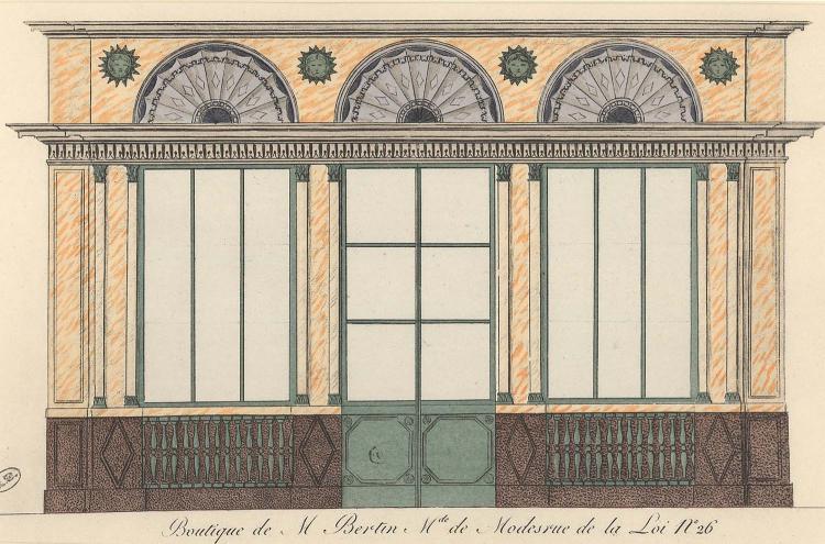 Parisian Boutique, Rue de la Roi 26, 1925