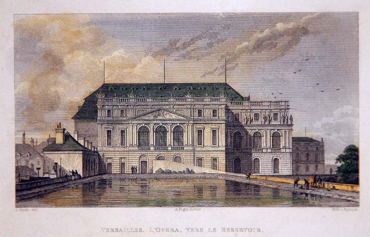 Opera House at Versailles