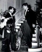 John and Robert Kennedy in Formal Attire