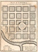 Plan of Lystra in Kentucky