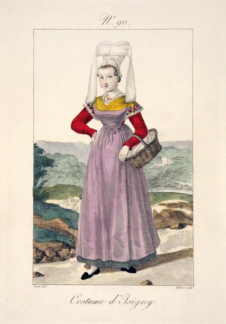 Costume d'Tsigny