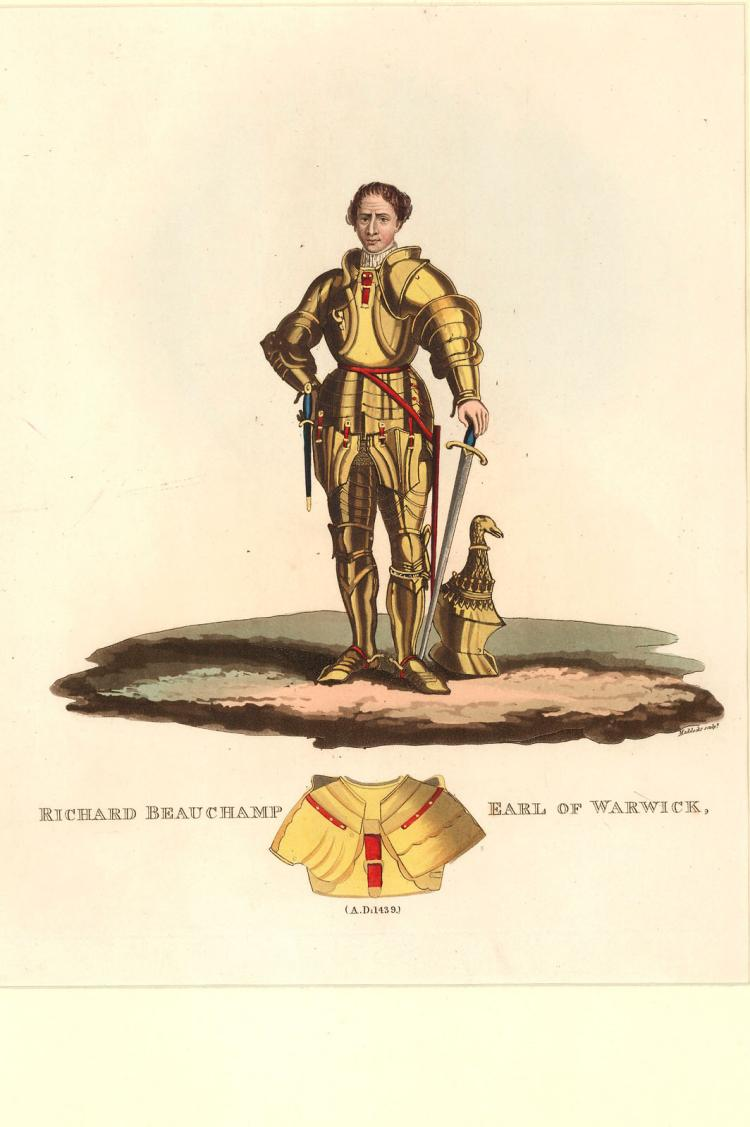 Richard Beauchamp, Earl of Warwick