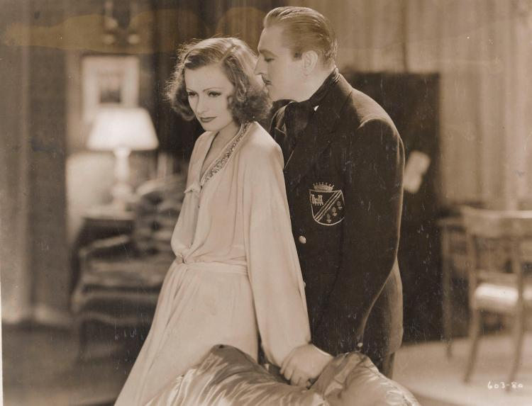 Garbo and Barrymore, Grand Hotel