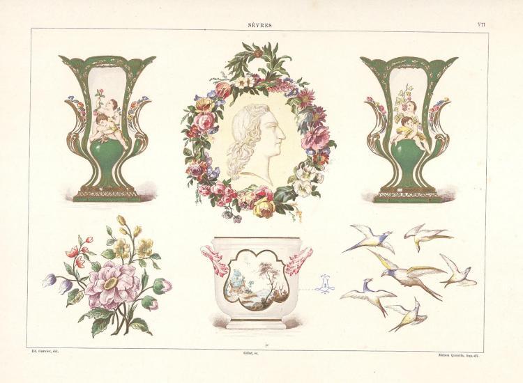 Sévres Soft Porcelain