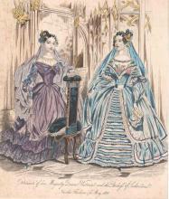 Queen Victoria & Duchess of Sutherland