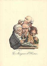 Les Mangeurs d' Huitres