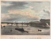 Bridge of Saint Louis, Paris