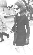 Jacqueline Kennedy Onassis, Boston