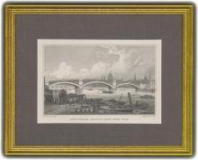 Southwark Bridge, From Bank Side