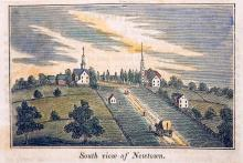 A South View of Newtown