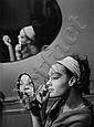 Luc FOURNOL (1931-2007) Romy Schneider au miroir, 1967, Luc Fournol, Click for value
