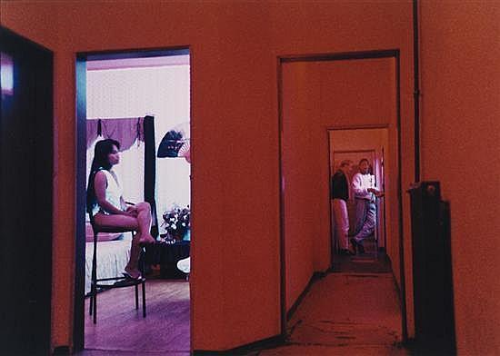 Jean-Christian BOURCART (né en 1960) Madones infertiles n°28, Francfort, 1992 Épreuve chromogénique d'époque