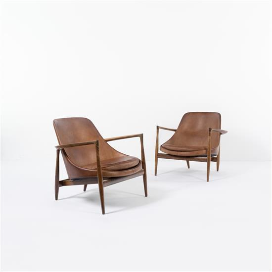 Ib Kofod Larsen (1921-2003)Modèle U 56 Elizabeth