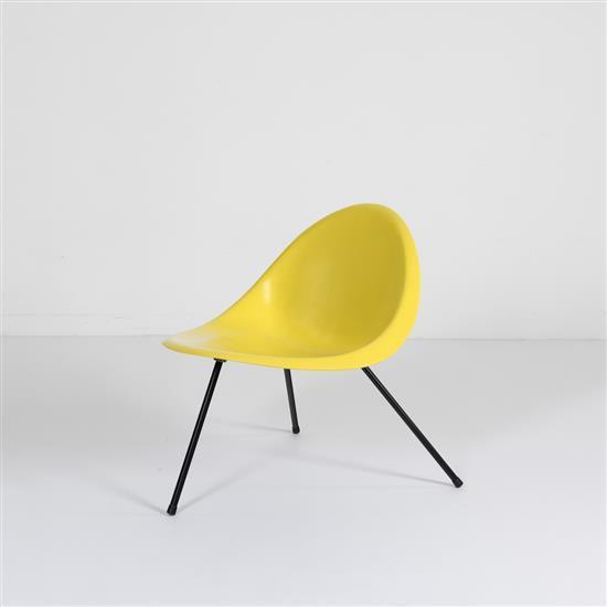 Poul Kjaerholm (1929-1980)Aluminium Chair