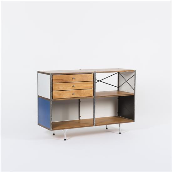 Charles & Ray Eames (XXe)Bufft - Bibliothèque