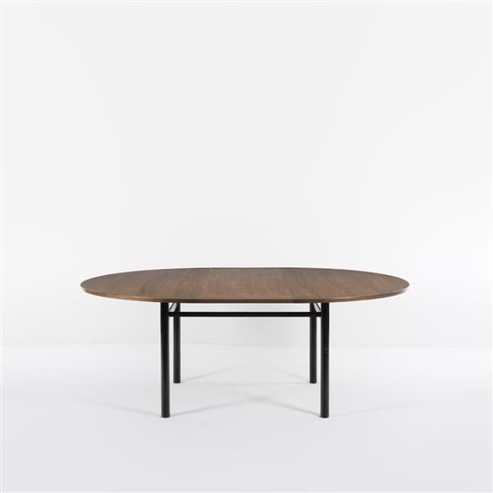 Edward Wormley (1907-1995)Table de salle à manger avec rallonge