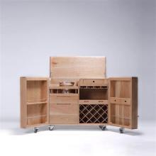 ƒ* Li Naihan Bar Série Stainless Steel Crates Bois et acier Edition limitée à 12 exemplaires   2 E