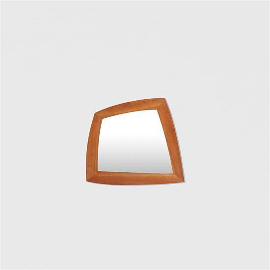 ƒ Lin Jing Fang Fang Miroir Bois et miroir Edition limitée à 8 exemplaires   4 E