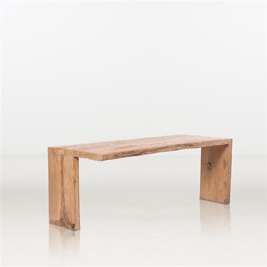 ƒ Song Tao Tao Table Table Bois et aluminium Edition limitée à 8 exemplaires   2 E