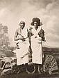 ZANGAKI Frères et divers Bicharins, Soudan, années 1880
