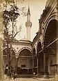 Alfred Nicolas NORMAND (1822_1909) Mosquée du sultan Bajazid, Constantinople, Turquie, 1887