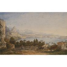 Thomas Hofland (1816-1876)The Bay