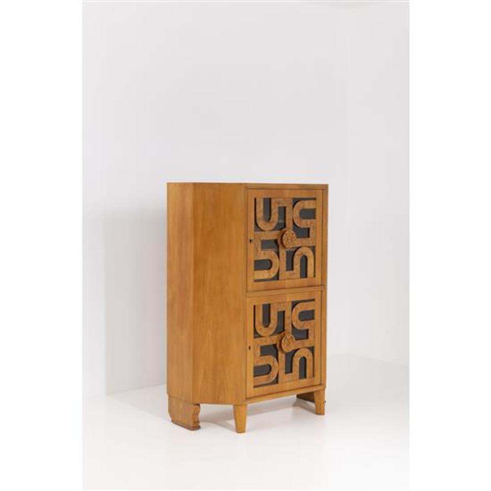Otto Schulz (1874-1936) Dinnerware cabinet