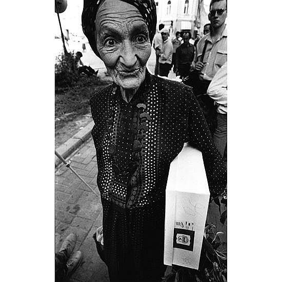 Sergey LEONTIEV (né en 1962) Expérience de photographie directe I, octobre 1987