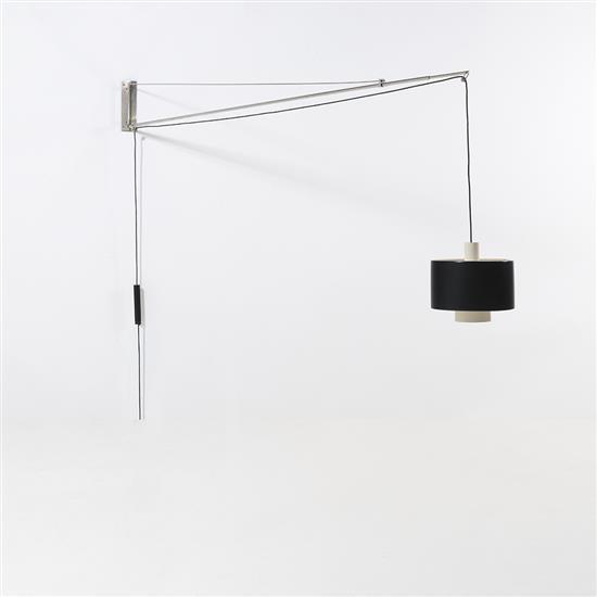 gaetano sciolari 1927 1994 mod le 2061 applique orientable. Black Bedroom Furniture Sets. Home Design Ideas