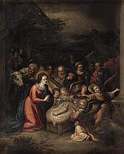 Cornelis de BAEILLEUR (Anvers 1607-1671)