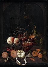Attribué à Martin NELLIUS (Actif à Leyde ou à Delft entre 1670 et 1706)