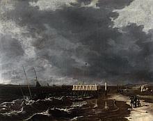 Jan Abrahamsz BEERSTRAATEN (Amsterdam 1622-1666)