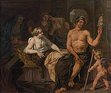 Attribué à Nicolaas VERKOLJE (1673-1746)