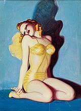 (Attribué à) Peter DRIBEN (1903-1968)