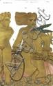 Alecos FASSIANOS Golden men, 1992