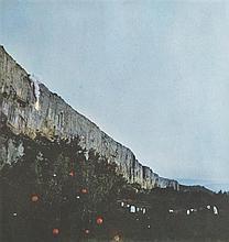 Bernard Faucon (né en 1950) La Falaise, 1982