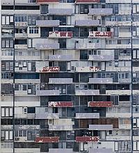 Stéphane Couturier (né en 1957) La Havane, Vedato #1