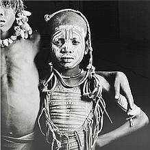 Jean-Baptiste Huynh (né en 1966) Ethiopie Portrait 1