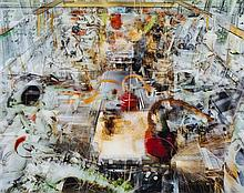 Stéphane Couturier (né en 1957) Melting Point 7