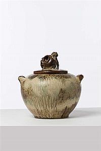 Bode Willumsen (1895-1987) Pot couvert