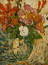 Louis VALTAT (1869-1952) Bouquet
