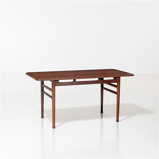 Jacob kjaer 1896 1957 table basse - Table basse design solde ...