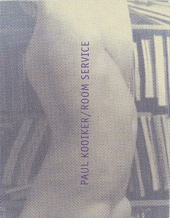 Paul KOOIKER (né en 1964) - 3 livres