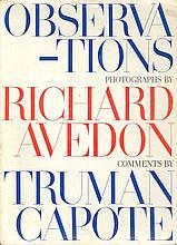 Richard AVEDON / Truman CAPOTE