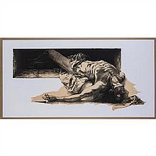 5fc8f4b11da Ernest Pignon-Ernest Paintings for Sale